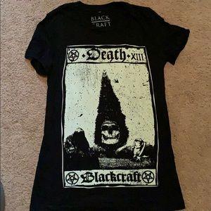 Blackcraft small women's T-shirt